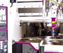 3D-Laser Cutting Systems (Fives Indonesia)