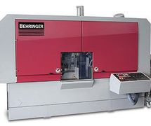 BEHRINER HIGH-PERFORMANCE AUTOMATIC BAND SAWS HBM RANGE  HBM440A-HBM800A