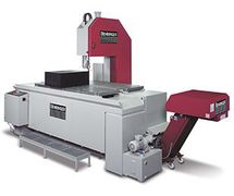 BEHRINGER LPS-SERIES SEMI-AUTOMATIC VERTICAL BANDSAWS