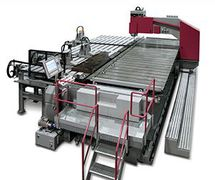 BEHRINGER LPS-SERIES AUTOMATIC VERTICAL BANDSAWS