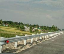 Guardrail Pagar Jalan Tebal 6.0mm
