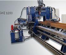 Beam CNC Drilling Machine: SWZ CNC Trihedral series
