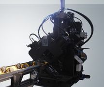 Angle Punching Machine: JX High Speed Angle Punching-Shearing-Marking Machine