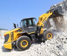 CLG856H WHEEL LOADER