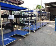 Trolley Bumper 4L45W