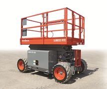 Scissor Lift SJ 6832 RTE (Electric Rough Terrain)