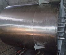 STAINLESS STEEL TANK SUS 316