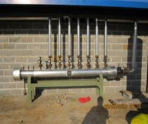 Steam Water & Air Pressure Line