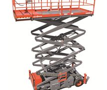 Scissor Lifts  SJ 9250 RT (Rough Terrain)