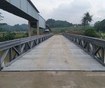 Jembatan Panel Bailey SR, SSR, DS, DSR