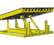 Hydraulic Dock Leveler 14 TON