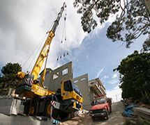 Rough Terrain Crane / Mobile Crane