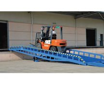 Mobile Hydraulic Dock Leveler