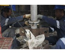 Pengeboran Sumur Pantau (Groundwater Monitoring Well Drilling)