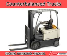 Counterbalanced Trucks