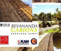 Bevananda  Gabion Mattress ( Bronjong Kawat )