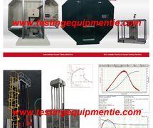 Instrumented Impact Testing Machine / Nist certificate (Jinan TE)