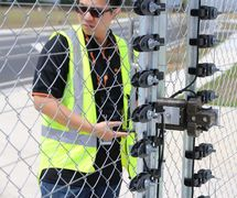 Gallagher Security Pulse Fence / Perimeter Security (PT. Bevananda Mustika)