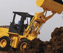 CLG816C WHEEL LOADER