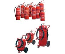 Portable Fire Extinguser