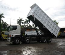 Built-Up Dump Truck 06
