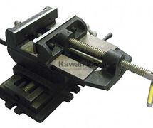 KRISBOW - DRILL VISE CROSS TYPE 6IN