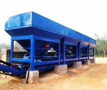 Cold Aggregate Supply System