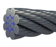 Blue Strand Steel Wire Rope