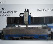 Flange Drilling Machine