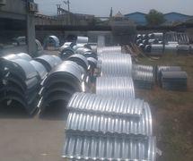 Corrugated Steel Pipe Armco/Gorong Gorong Galvanis