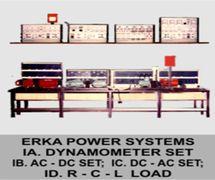 Erka Power System ID.R - C - L Load