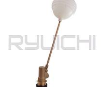 Floating Valve Brass Threaded BSPT RYUICHI / Pelampung Kuningan Ulir Drat Air Water (PT.Kalimas Sarana Suplindo)