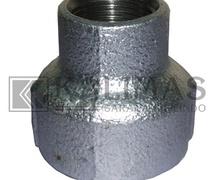 Reducing Socket With Ribs Plain G BRAND (PT. Kalimas Sarana Suplindo)