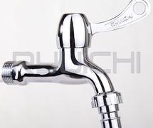Kitchen / Bathroom Faucet Threaded Chrome / Kran Cuci Tangan Drat Ulir Kran RYUICHI CLS-02 d. 1/2 (PT. Kalimas Sarana Suplindo)